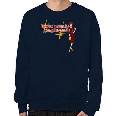 Mad Men Gangbusters Sweatshirt