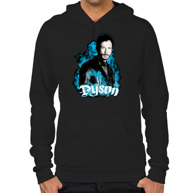 Lost Girl Dyson the Wolf Hoodie