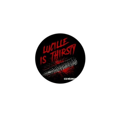 Lucille is Thirsty Mini Button