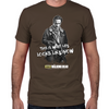 Rick What Life Looks Like Now Fitted T-Shirt