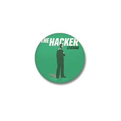 Hacker Mini Button