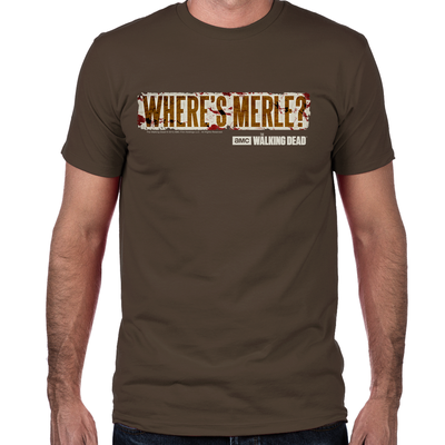 Merle Fitted T-Shirt