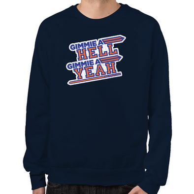 Blue Mountain State Hell Yeah Sweatshirt