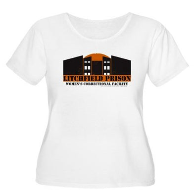 Litchfield Correctional Women's Plus Size T-Shirt