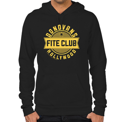 Donovan's Hollywood Fite Club Hoodie
