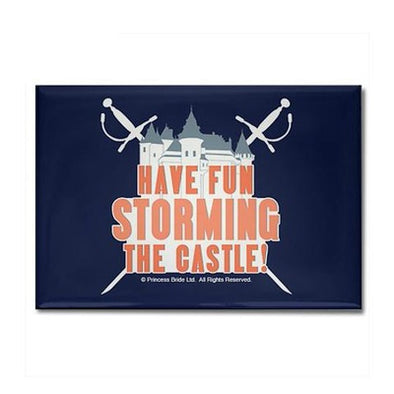 Storming the Castle Magnet