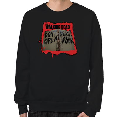 Don't Open Dead Insidel Sweatshirt