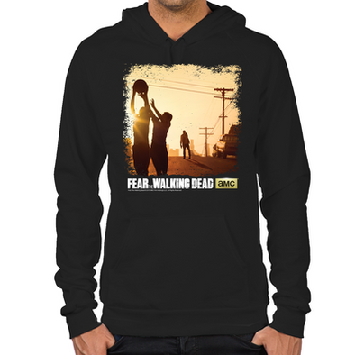 FTWD Pick Up Basketball Hoodie