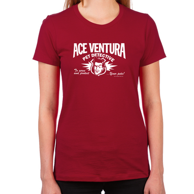 Ace Ventura Pet Detective Women's T-Shirt