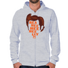 Ace Ventura Reaheeheelly Zip Hoodies