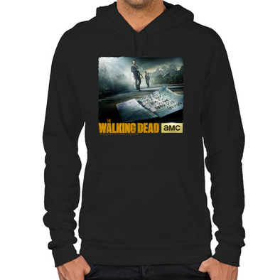 The World Needs Rick Grimes Hoodie