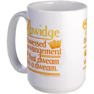 Mawidge Speech Large Mug