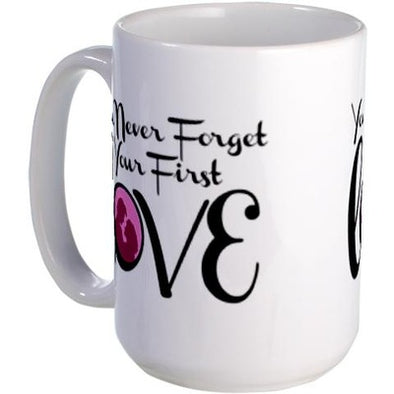 Dirty Dancing You Never Forget Large Mug