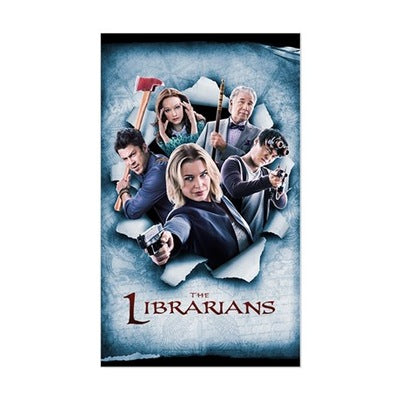 The Librarians Season 2 Sticker