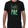 Lost Girl Light Fae Fitted T-Shirt