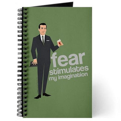 Mad Men Don Draper Journal