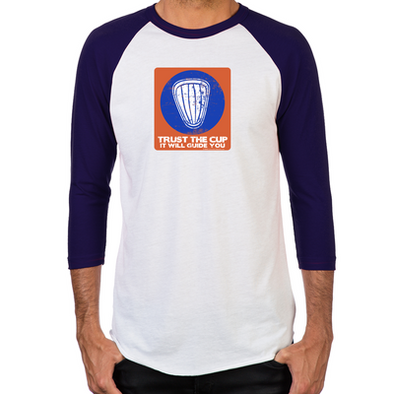 Captain's Cup Men's Baseball T-Shirt