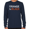 Orange Is The New Black Long Sleeve T-Shirt