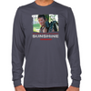 Daryl Dixon Watch Your Mouth Long Sleeve T-Shirt