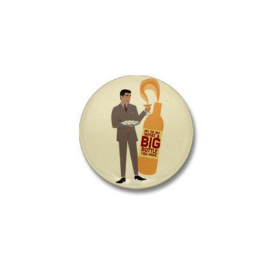Mad Men Salvatore Mini Button