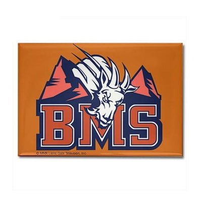 Blue Mountain State Magnet