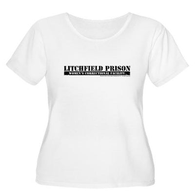 Litchfield Prison Women's Plus Size T-Shirt