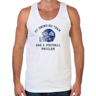Blue Mountain State Drinking Team Men's Tank