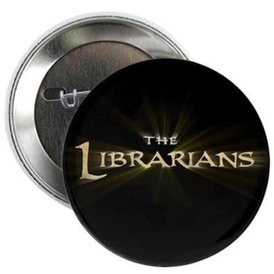 The Librarians Button