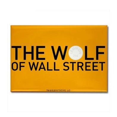 The Wolf Of Wall Street Magnet