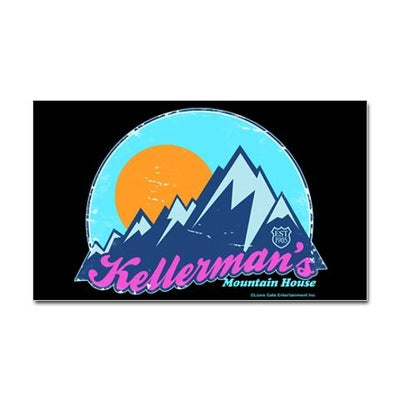 Kellerman's Resort Sticker