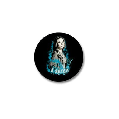 Lost Girl Lauren Mini Button