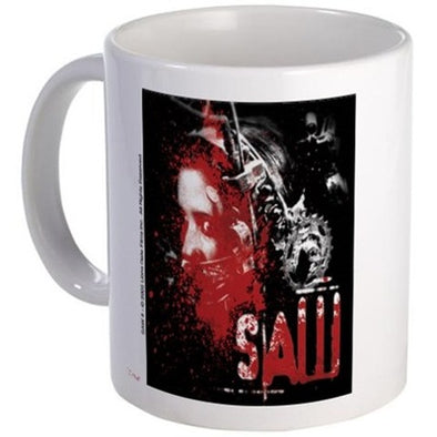 Saw Bear Trap Mug