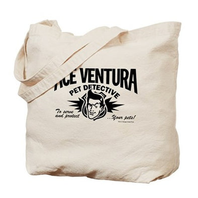 Ace Ventura Pet Detective Tote Bag