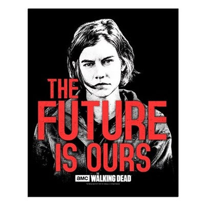 The Future is Ours Small Poster
