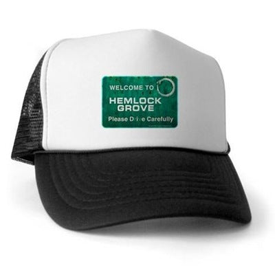 Welcome Hemlock Grove Trucker Hat