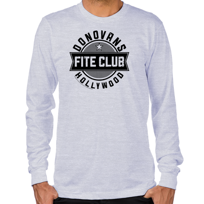Donovan's Hollywood Fite Club Long Sleeve T-Shirt