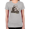 Morgan: Everything Gets A Return Women's Fitted T-Shirt