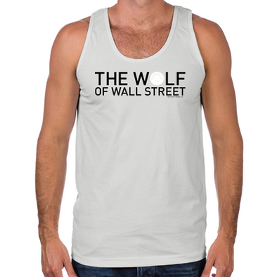 Wolf of Wall Street Men's Tank