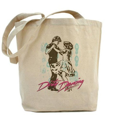 Dirty Dancing Dance Moves Tote Bag