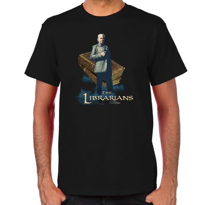 The Librarians Jenkins T-Shirt