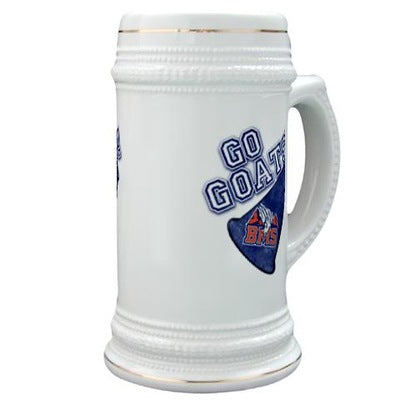 Blue Mountain State Go Goats Stein