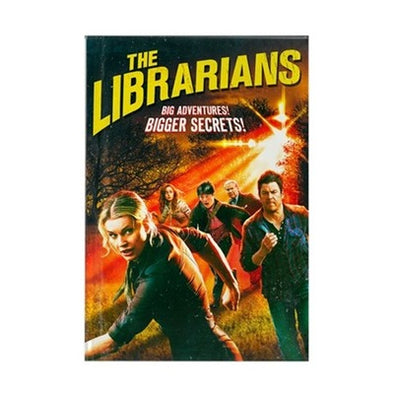 The Librarians Season 4 Magnet