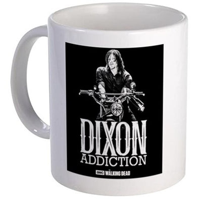 Daryl Dixon Addiction Mug