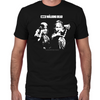 Walking Dead Saints Fitted T-Shirt