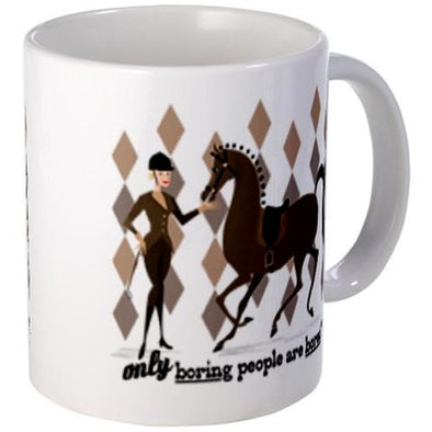 Betty Draper Bored Mug
