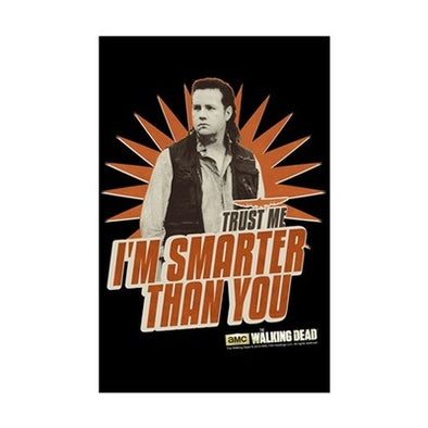 Eugene I'm Smarter Than You Mini Poster Print