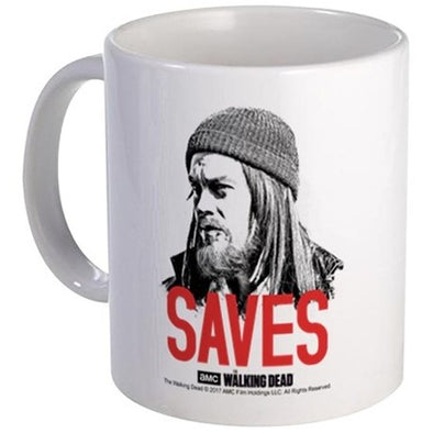 Jesus Saves 11 Oz Mug