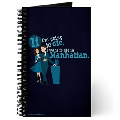 Mad Men Pete Campbell Journal