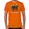 Mad Men Philanderers Fitted T-Shirt