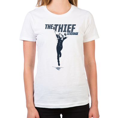 Thief Women's Fitted T-Shirt